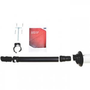 Ideal soffit Kit 211302
