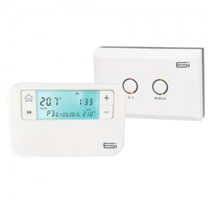 ESi ESRTP4RF Wireless Programmable Room Thermostat